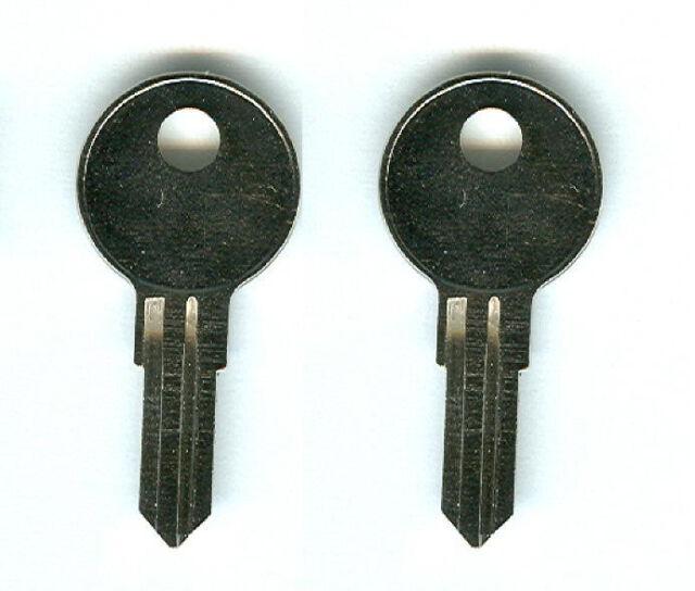 Baton Keys Cut to code-Mobilier de bureau de remplacement Keys