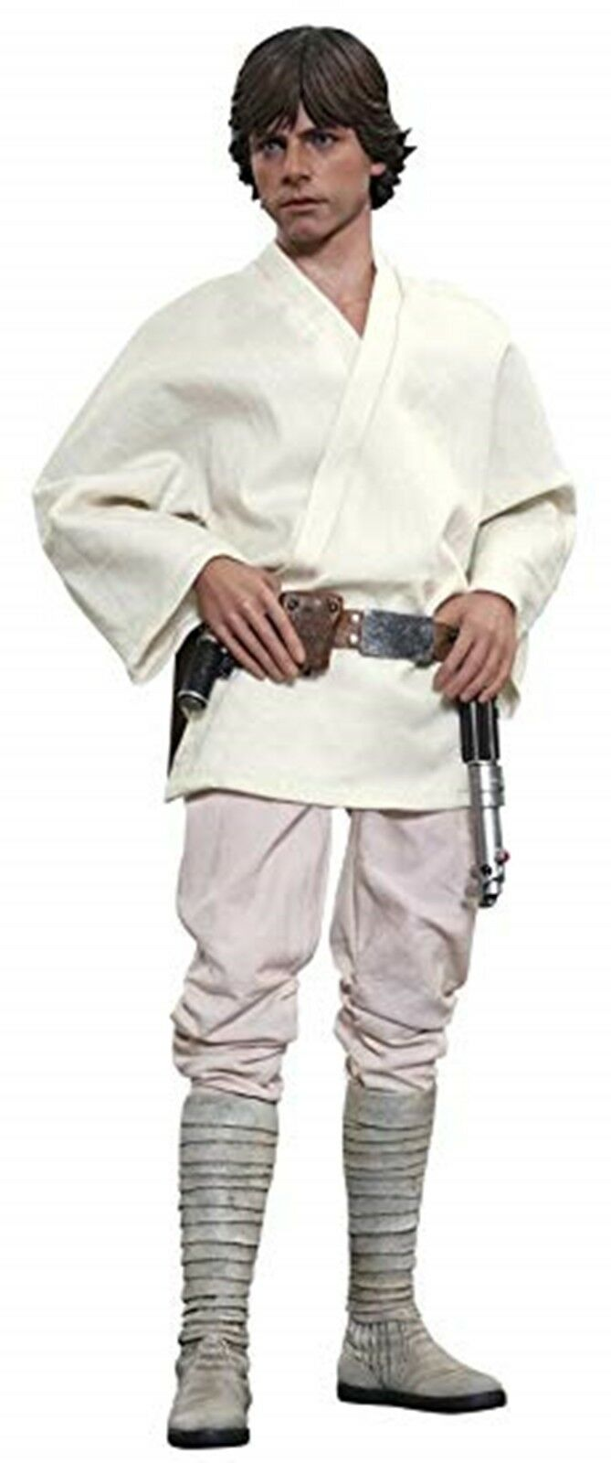 Movie Masterpiece Star Wars Episode 4   New Hope Luke Skywalker 1 6 Hot Toys NEW