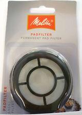 1 x PAD filtro caffè permanente per il caffè PHILIPS SENSEO rendendo Melitta