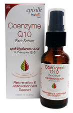 Firm and lift skin Hyalogic Episilk Coenzyme Q10 Co Q10 Serum With pure HA 1 oz