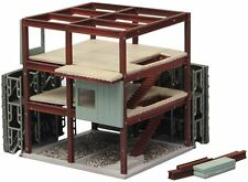 Tomytec Building 072 House Under Construction Steel 1/150 N scale New Japan