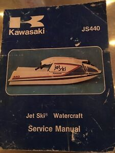 OEM-Kawasaki-1981-JS440-Jet-Ski-Watercraft-Service-Manual-P-N-99963-0001-05