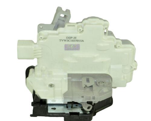 Per AUDI A4 Q7 06-15 anteriore sinistro Passanger Side Door Lock Meccanismo