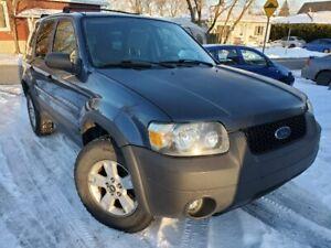 2005 Ford Escape XLT AUTO/AC/MAGS/GR.ELEC/CRUISE/CLEAN!