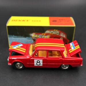 ATLAS-1-43-Dinky-Toys-1401-alfa-romeo-1600-TI-Rallye-8-Diecast-Models