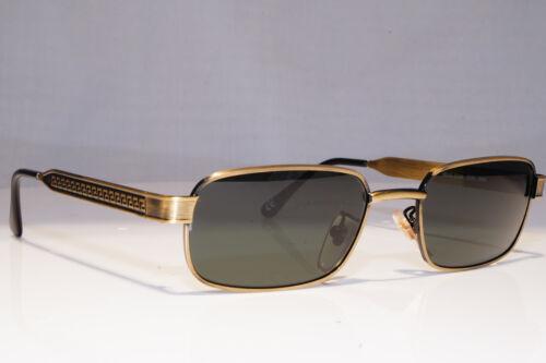 GIANNI VERSACE Mens Vintage 1990 Sunglasses Gold BRONZE MOD S29 COL 944 21764