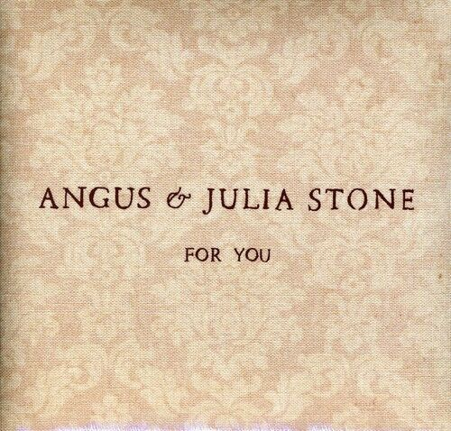 Angus & Julia Stone - For You [New CD]