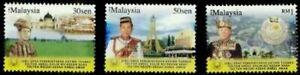 SJ-Golden-Jubilee-Of-Sultan-Negeri-Kedah-Malaysia-2008-Royal-King-stamp-MNH