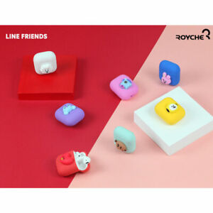 BTS-BT21-Official-Authentic-Goods-Silicone-Charging-Case-For-Apple-Airpods