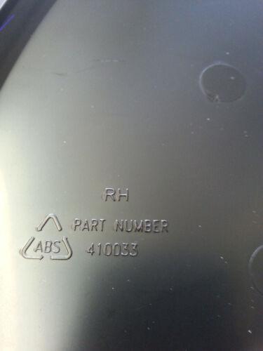 HAYTER HARRIER 41 REAR WHEEL OR ROLLER COVER RIGHT HAND RH 410033 GENUINE PART