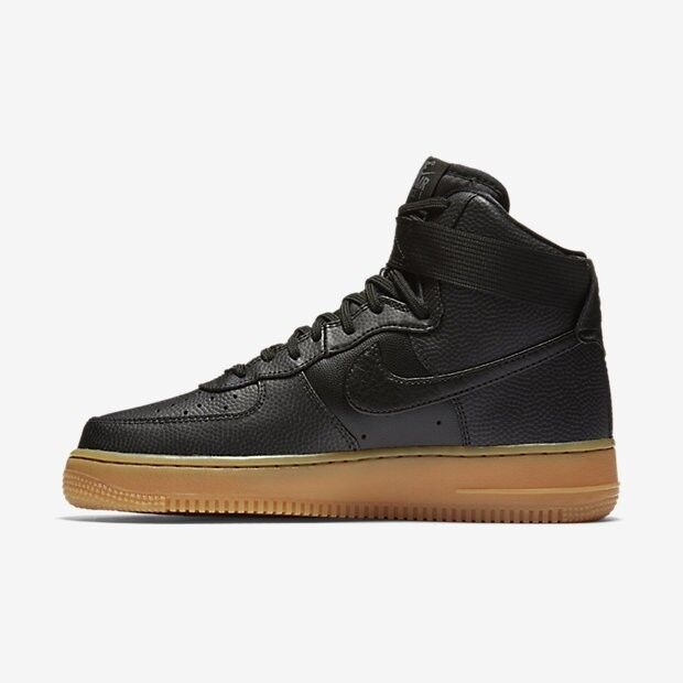 first rate ee6bb 23429 Nike Air Force 1 Hi se Para mujeres tenis size entrenador de arranque S15  Nuevo