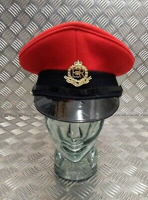 All sizes Parade Cap Genuine British Army Royal Engineers Dress Hat