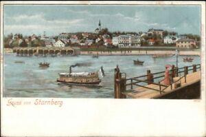 Gruss-Von-Starnberg-Germany-c1900-Postcard