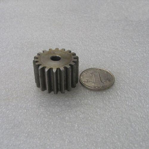 High Precision 1.5Mod 12T-89T Spur Gear #45 Steel Pinion Gear Thickness 15mm