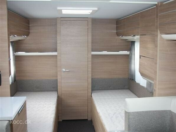 Adria Adora 613 HT, 2019, kg egenvægt 1480