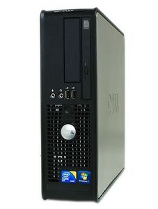 Dell-Optiplex-Core-2-Duo-de-4GB-Ram-160GB-HDD-Windows-7-Escritorio-Pc