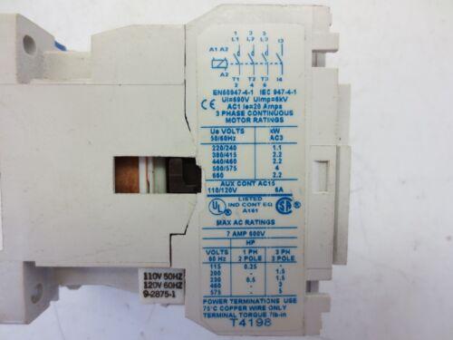 Cutler Hammer CE15ANS3 Contactor Series B1