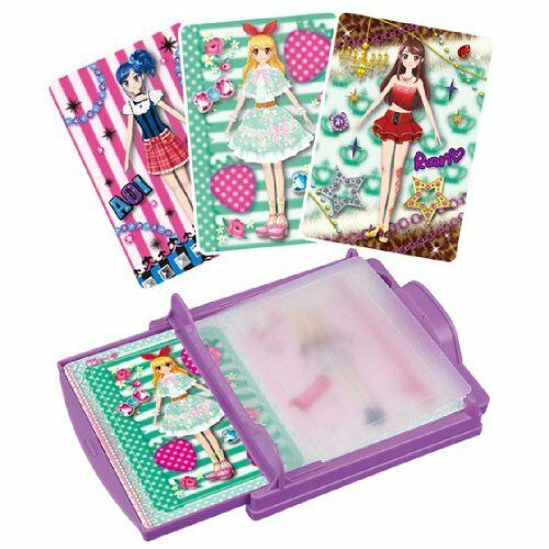 3D Aikatsu! Card manufacturer MIX coordinates collection (japan import) by Banda