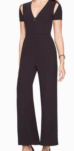 New with Tag $298 BCBG Max Azria Johnny Cutout 3100 Jump Suit Dress Sz XXS