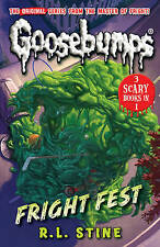 Goosebumps  Night of the Living Dummy,  Deep Trouble and Monster Blood New Book