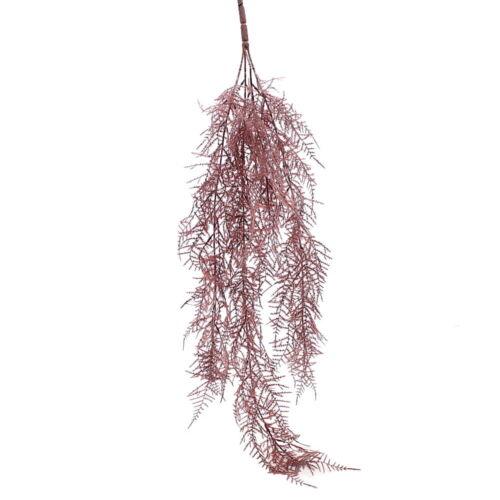 Asparagus sporgente ramo lunghezza 80cm//4 istinti plastica//Qualità Top