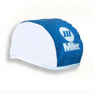 ( 2 ) Miller Electric Welder Elastic Skull Beanie Hats