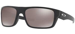 Détails sur Oakley 9367 08 Drop Point Sunglasses Mat Black Prizm Polarized Polarisé