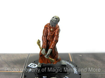 HeroClix Mage Knight Resurrection #007 Zombie Shambler