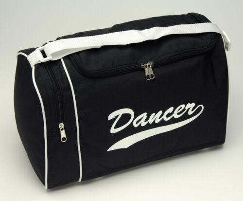 New Dancer Logo Ballet Bag Holdall Pink Purple Black
