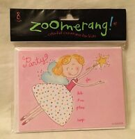 Zoomerang Fairy 8 Count Party Invitation & Envelope Pack