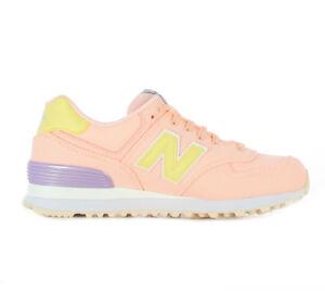 Alta qualit sneakers donna new balance WL574MIB