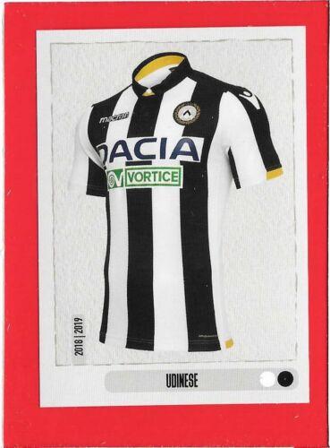 CALCIATORI 2018-2019 Panini Figurine-stickers n 562 UDINESE DIVISA