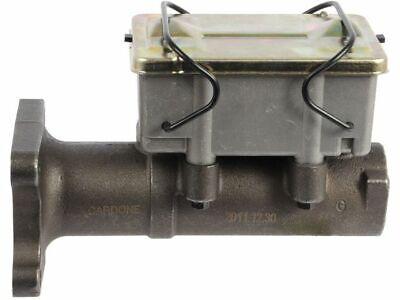 For 1971-1980 Chevrolet Caprice Brake Master Cylinder Cardone 84121ZZ 1972 1973