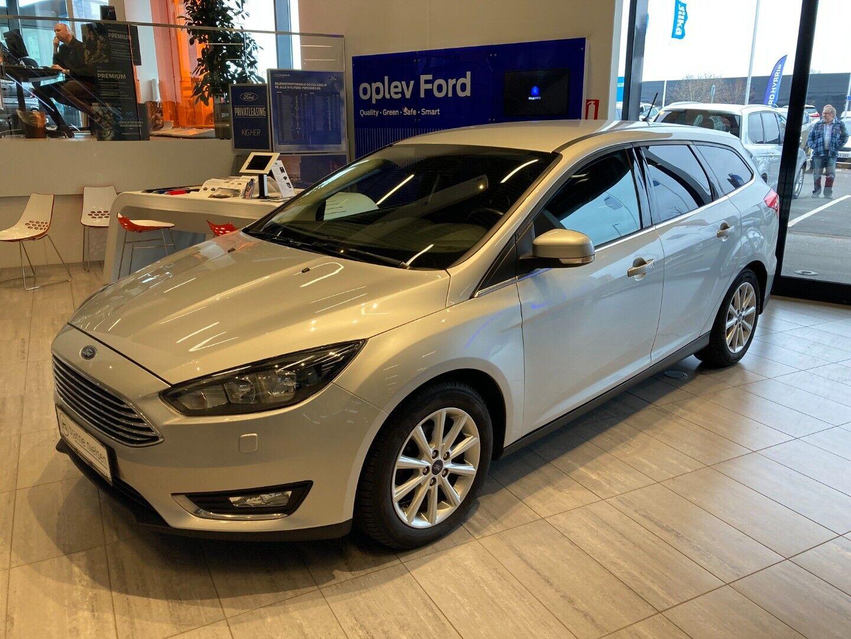 Ford Focus Billede 5