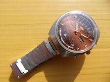 Vintage JAPAN ORIENT 21 Jewels Automatic Watch,Large,Perpetual Calendar