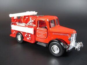 Fire-Brigade-Cart-Car-1-3-6-Model-Car-Fire-Truck-New