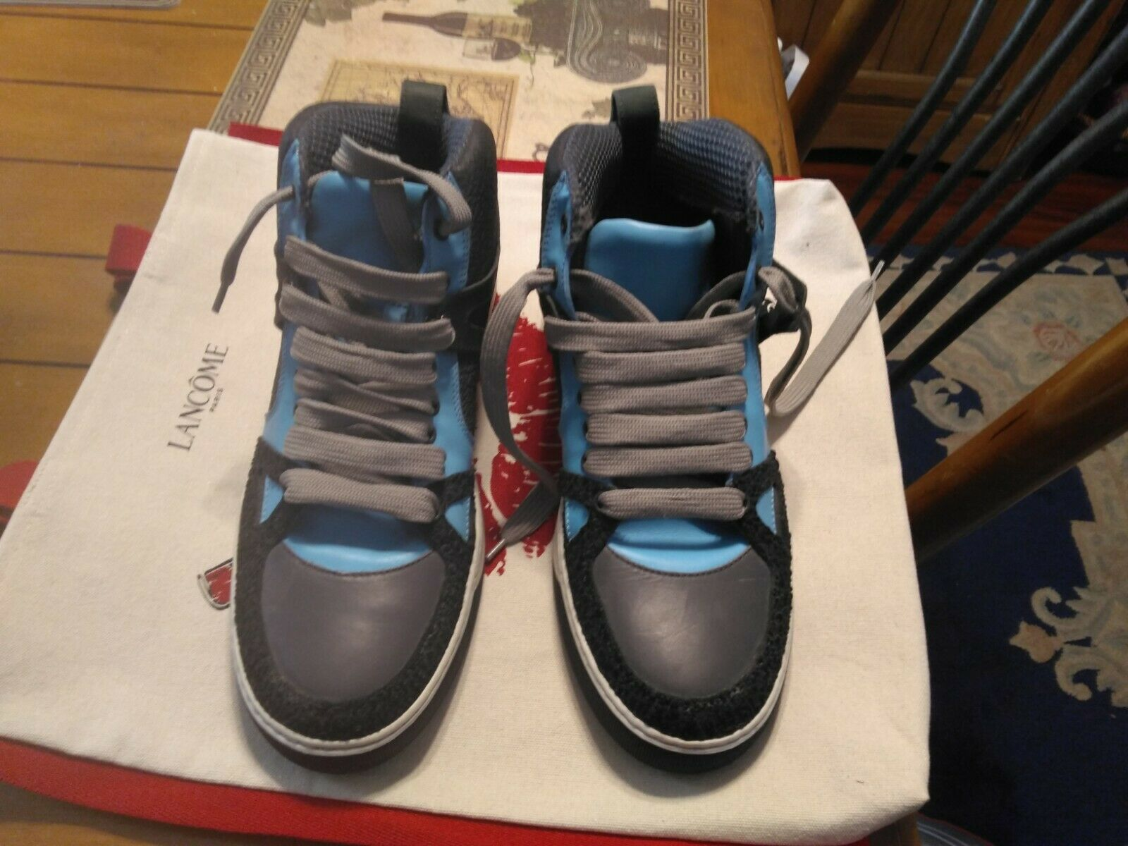 Fashion Mens shoes LANVIN SIZE 10 NORDSTROM ITEM PRICE 1K BRAND NEW