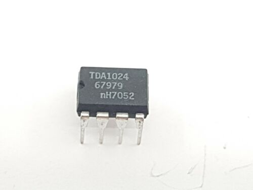 C140U6F211019 TDA1024 INTEGRATED CIRCUIT NOS New Old Stock 1PC