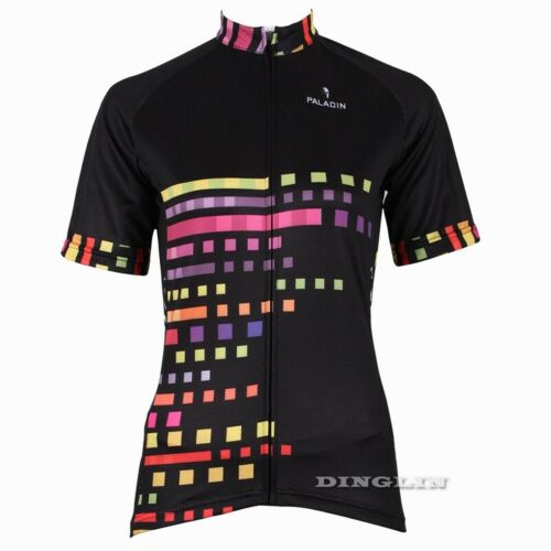 Women/'s Cycling Jerseys Short Sleeve Breathable Riding Shirt Women Bicycle Sport