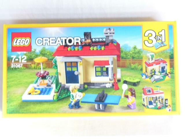 LEGO CREATOR 31067 | POOLSIDE HOLIDAY | BRAND NEW SEALED 2017