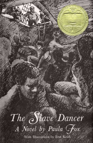 The Slave Dancer (Richard Jackson Books (Atheneum Hardcover))-ExLibrary