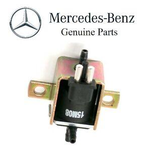 Mercedes G500 Differential Lock Control Change-Over Valve Genuine 002 540 06 97
