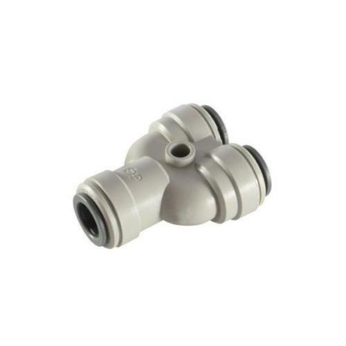 """Tube Valve John Guest 1//2/"""" Push Fit Fittings Drinks Dispense And Pure Water"""
