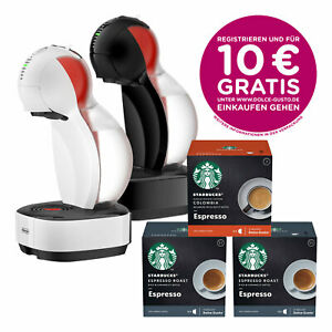 NESCAFE-Dolce-Gusto-DeLonghi-EDG-355-Colors-Kaffeemaschine-STARBUCKS-Bundle
