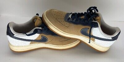 Nike Air Air Force One XXV AF 1 '82 315122 741 Diamond Great Condition Size 8.5 | eBay