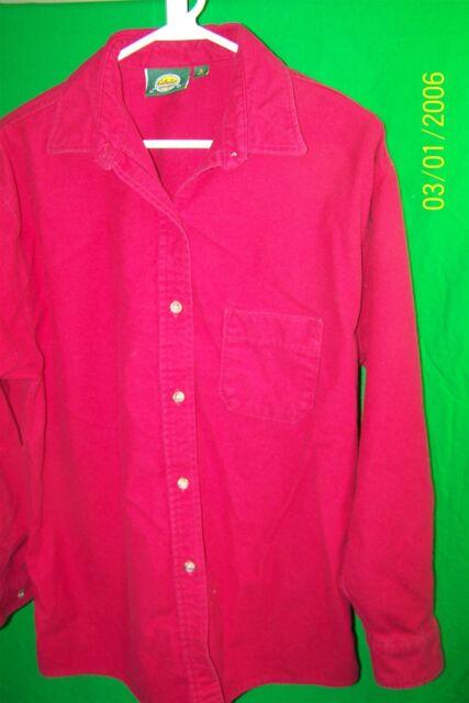 Cabelas Womens Shirt Long Sleeve Size XL (R)