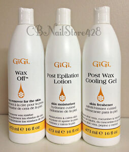 Gigi Hair Removal Products 16oz Choose Any Kind Ebay