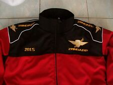 NEU ZÜNDAPP 201S Fan - Jacke schwarz/rot jacket veste jas giacca jakka jack