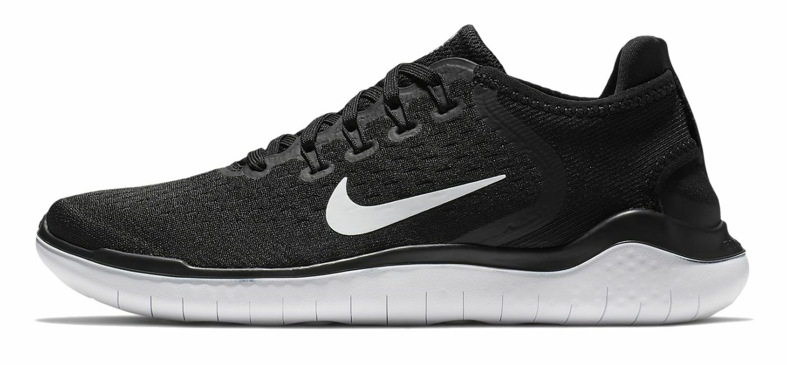 Nike señora rn mentecato wmns Nike Free rn señora 2018 negro  blanco o 06e5b5