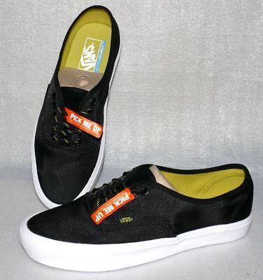 Vans Authentic Lite Sneaker Herren Schuhe Freizeit Skater Boots Gr 42 US 9 Black | eBay